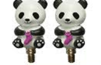 Picture of Small - Panda Li - Cable Stoppers - NIL STOCK