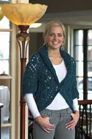 Picture of 2121 Crochet Circle Shrug