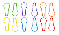 Picture of HYHY - Knitters Safety Pins - Coloured - IN STOCK