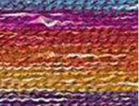 Picture of Shawl in a Cake - Restful Rainbow - NIL STOCK