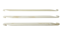 """Picture of Bone 4"""" Double Ended Hook Set - NIL STOCK"""