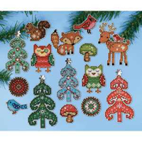 Picture of Woodland Friends - 15 pc Kit - NIL STOCK