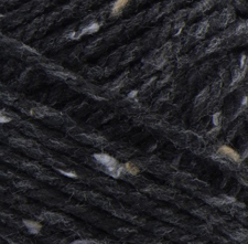 Picture of Softee Chunky Tweeds - Black - NIL STOCK