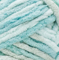 Picture of Baby Blanket - Baby Blue/Green - NIL STOCK