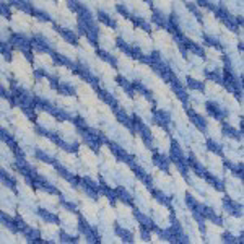 Picture of Baby Blanket - Blue Twist - NIL STOCK