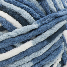 Picture of Blanket Large - Faded Blues - NIL STOCK