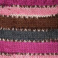 Picture of Kroy Socks - Mulberry Stripes - IN STOCK